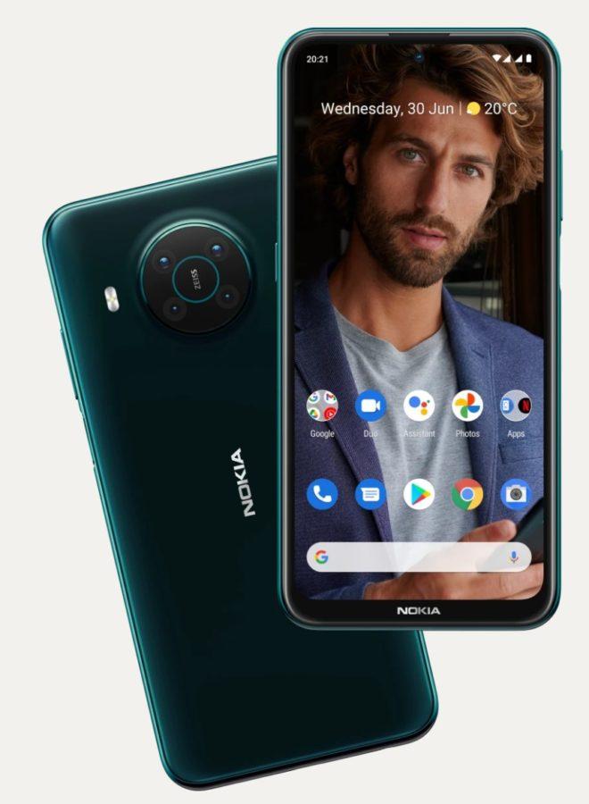 Nokia X10 X20 1