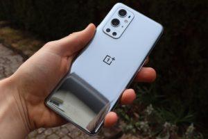 OnePlus 9 Pro Test Geraet Farbe