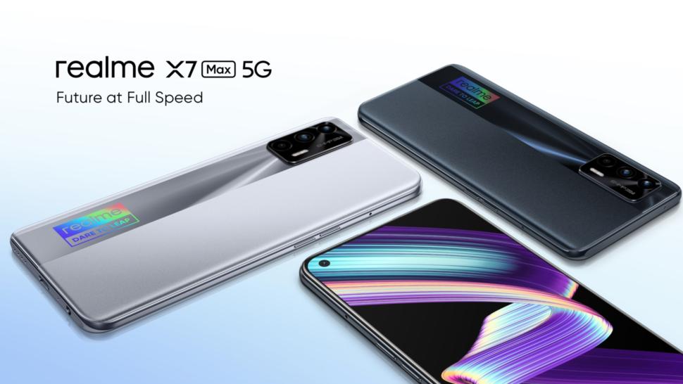 Realme X7 Max vorgestellt 2