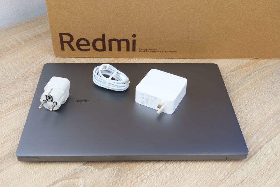 RedmiBook Pro 15 Lieferumfang