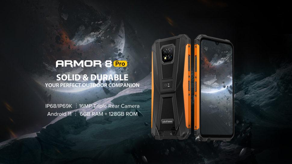 Ulefone Armor 8 Pro 1