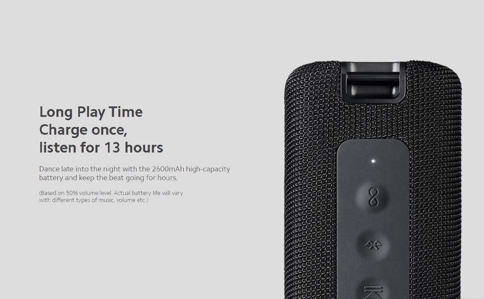 Xiaomi Mi Portable Bluetooth Speaker 16W Charge