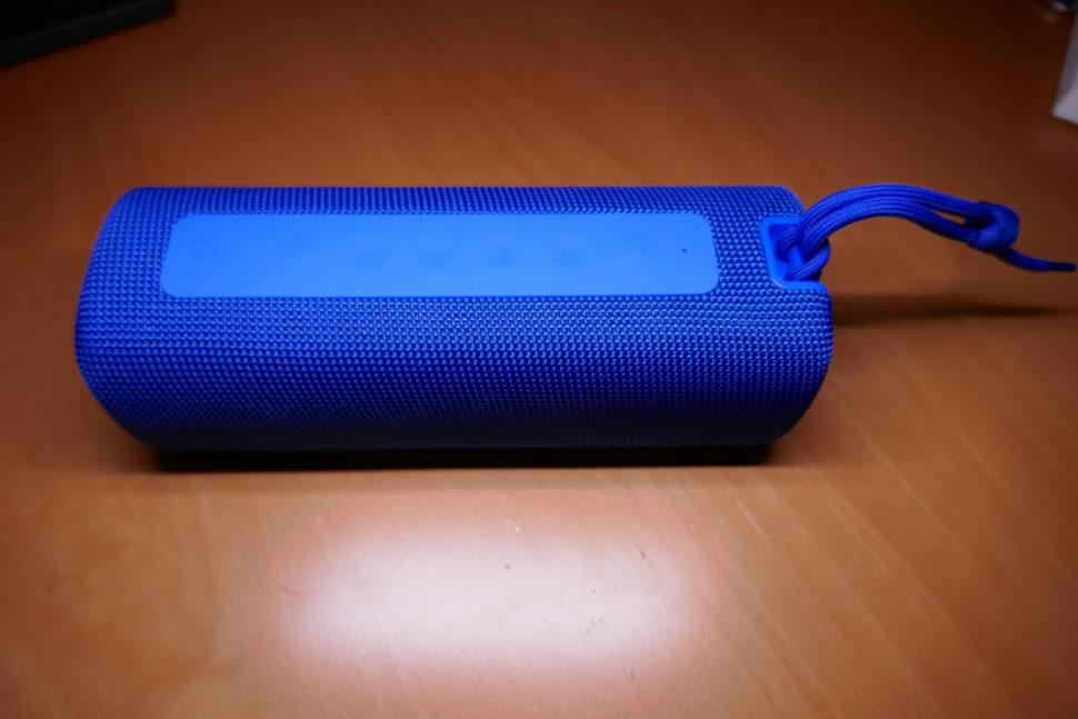 Xiaomi Mi Portable Bluetooth Speaker 16W Test Design 1