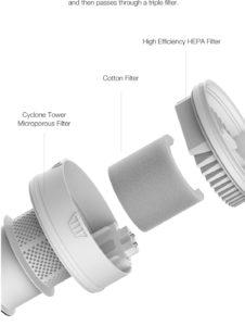 Xiaomi Mi Vacuum Cleaner Light 76