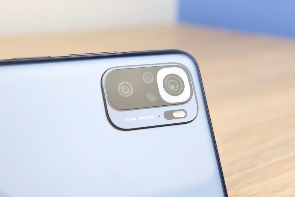 Xiaomi Redmi Note 10S Test Kmaera