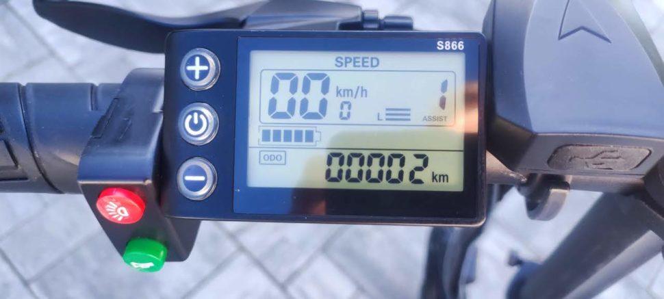 LCD-S866