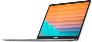Alldocube VBook aufgeklappt