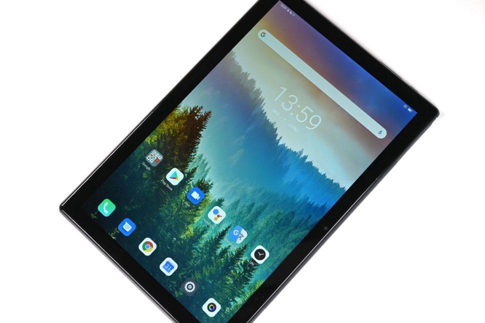 Blackview Tab 9 test display 3