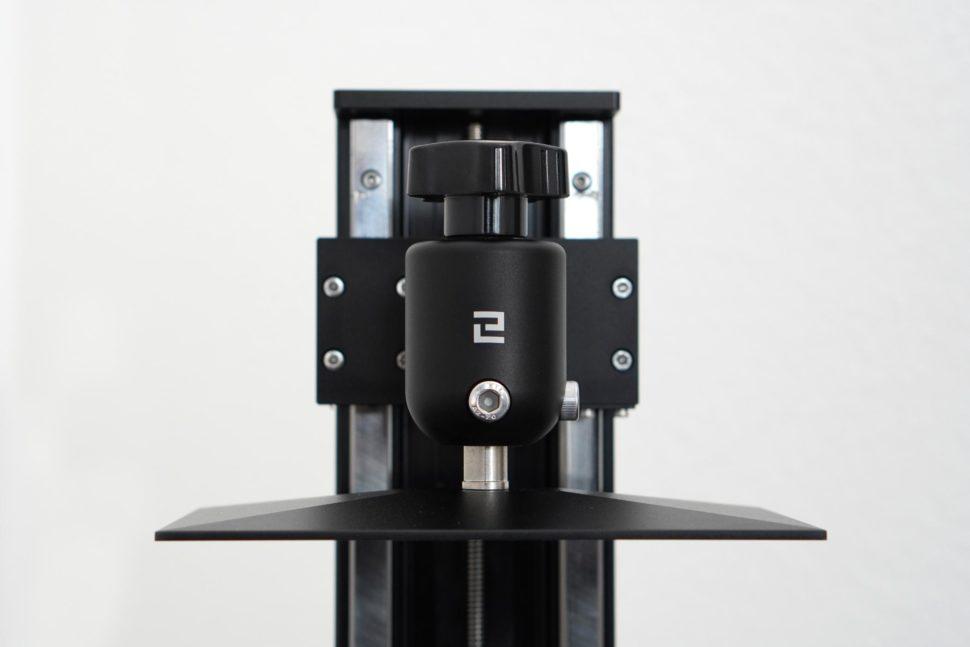 Elegoo Saturn DLP 3D Drucker Testbericht 10