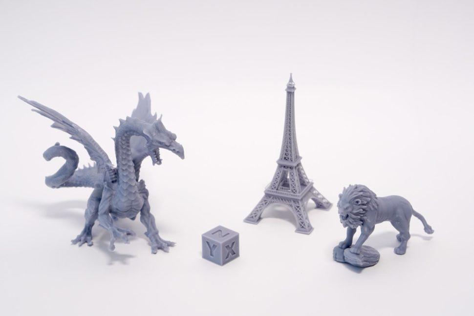 Elegoo Saturn DLP 3D Drucker Testbericht 18