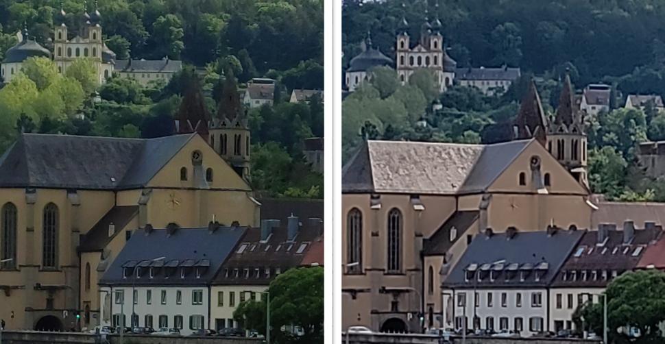 lossless Zoom Kameravergleich Nord CE Redmi Note 10 Pro Originalaufloesung
