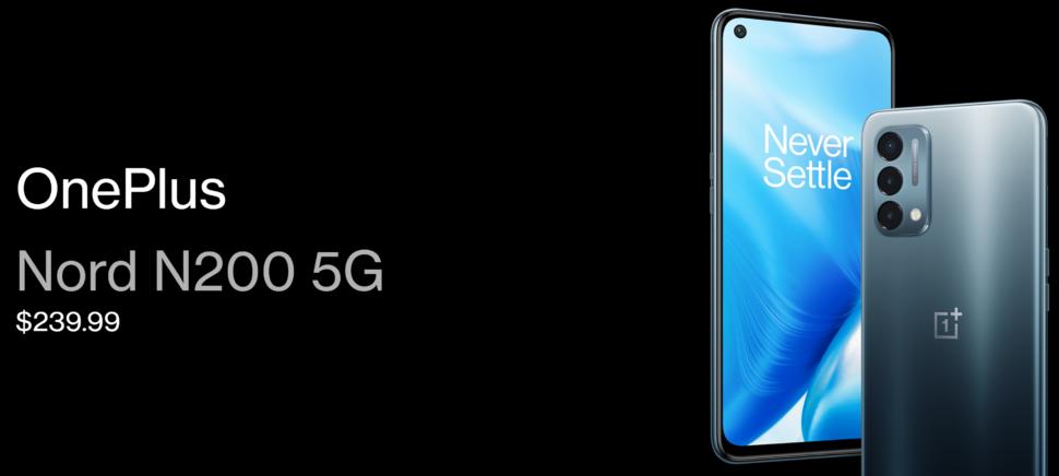 OnePlus Nord N200 5G vorgestellt 1