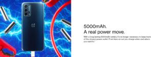 OnePlus Nord N200 5G vorgestellt 2