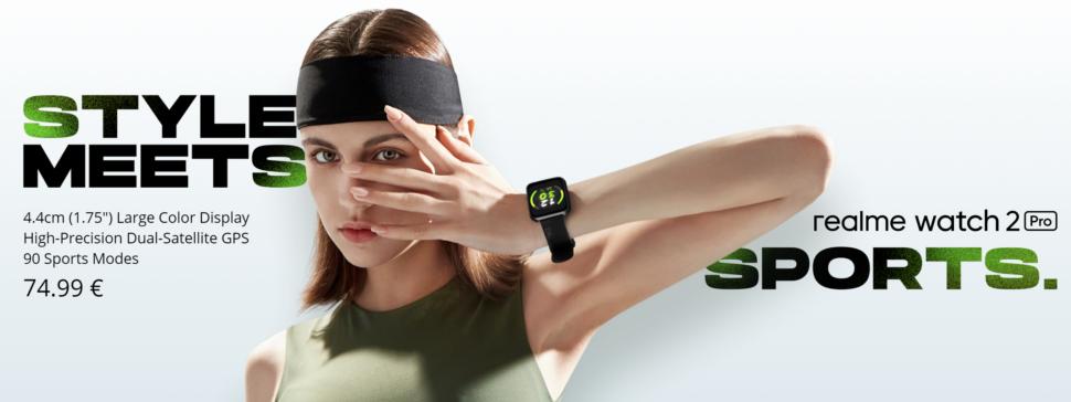 Realme Watch 2 Pro vorgestellt 3