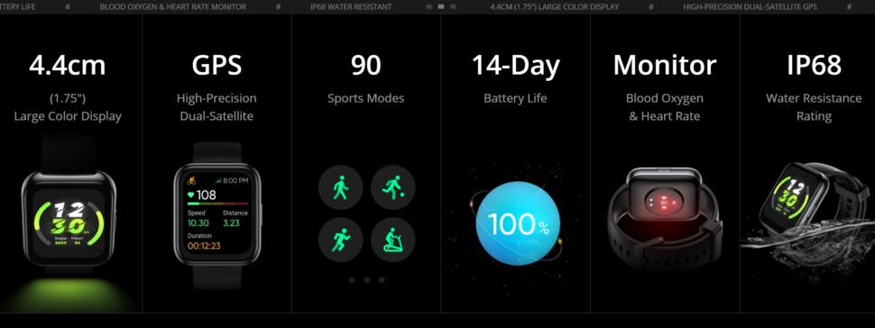 Realme Watch 2 Pro vorgestellt 4