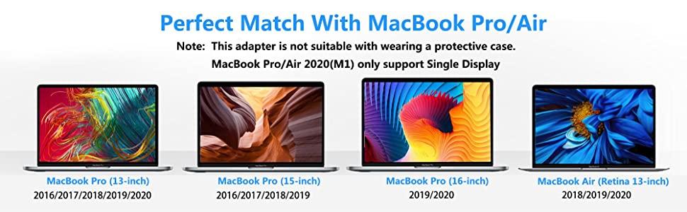 Kompatible MacBooks