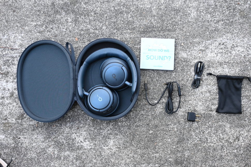 Anker Soundcore Life Q35 Lieferumfang