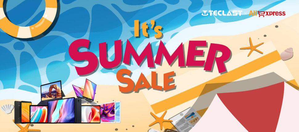Teclast Summer Sale Deals 2