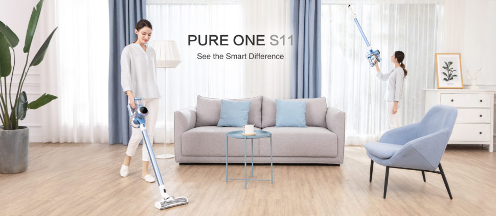 Tineco Pure One S11 Banner