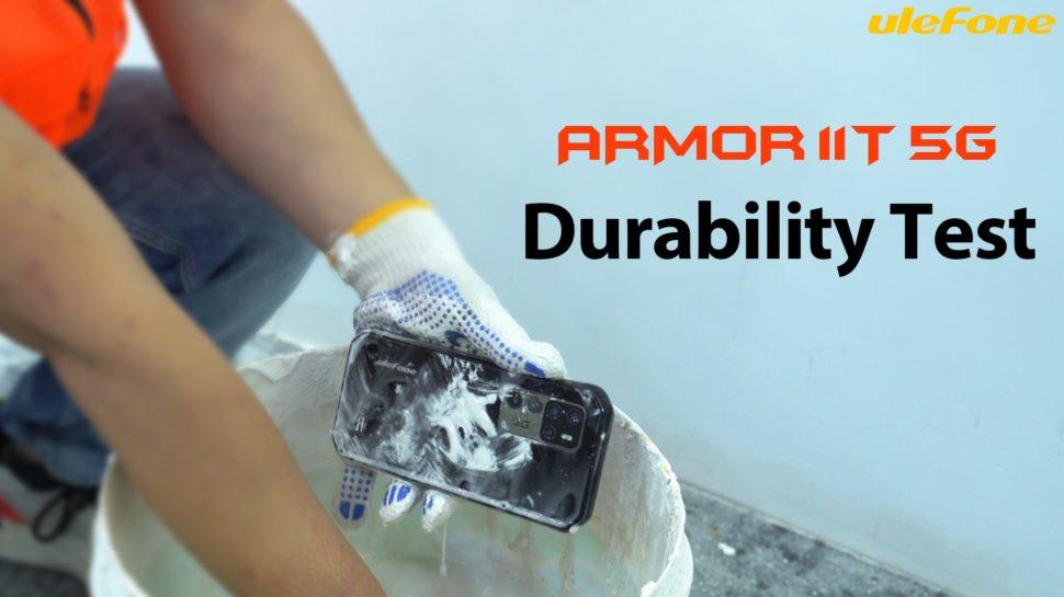 Ulefone Armor 11T Sponsored Durability