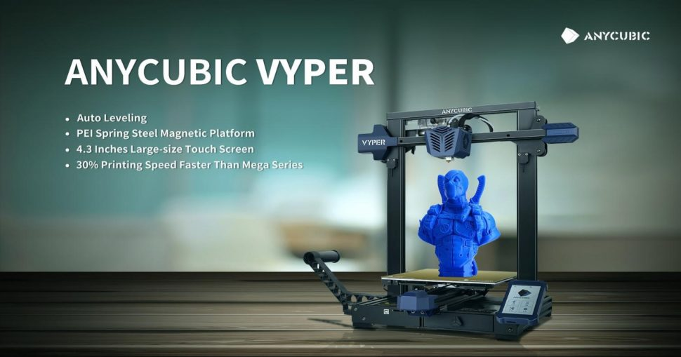 Anycubic Vyper Vatertags Sale
