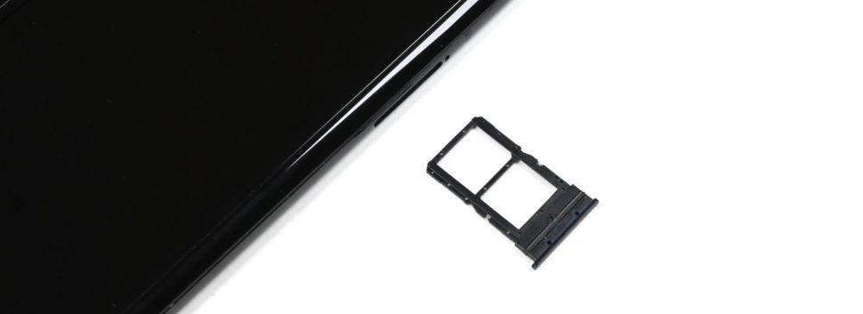 Xiaomi Mi Mix Fold SIM Slot