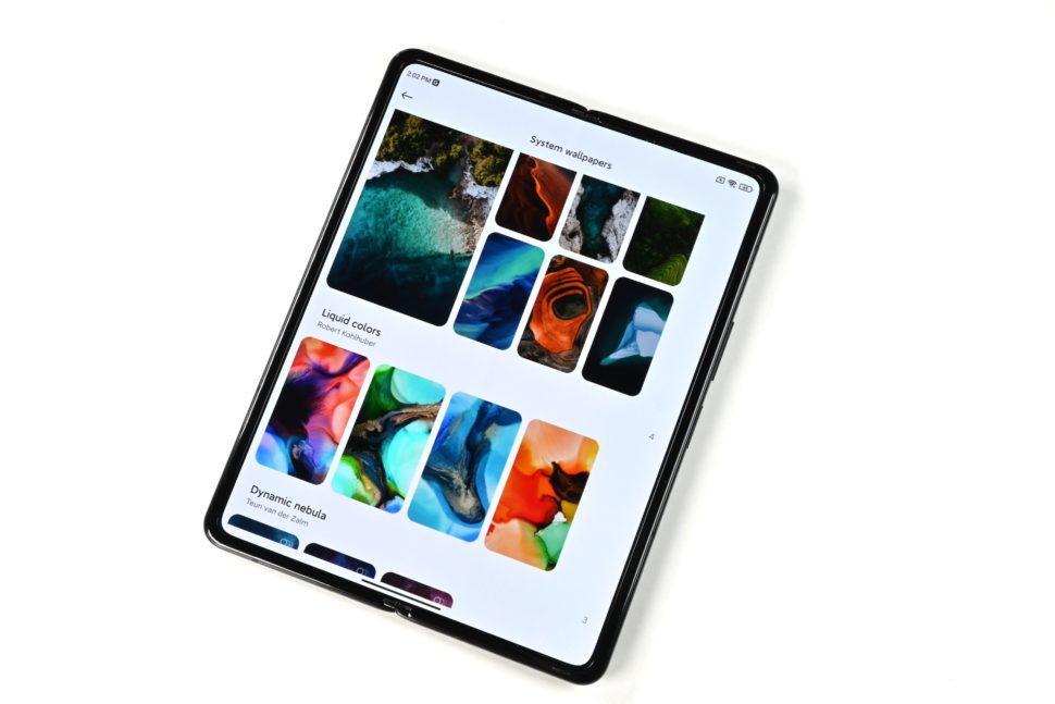 Xiaomi Mi Mix fold display innen 3