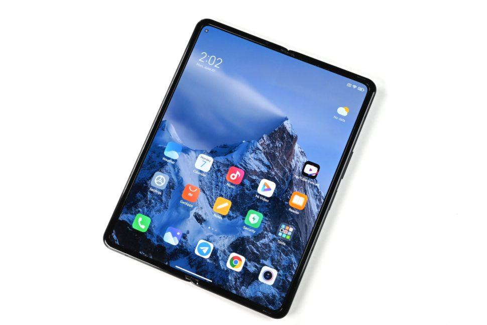 Xiaomi Mi Mix fold display innen 4