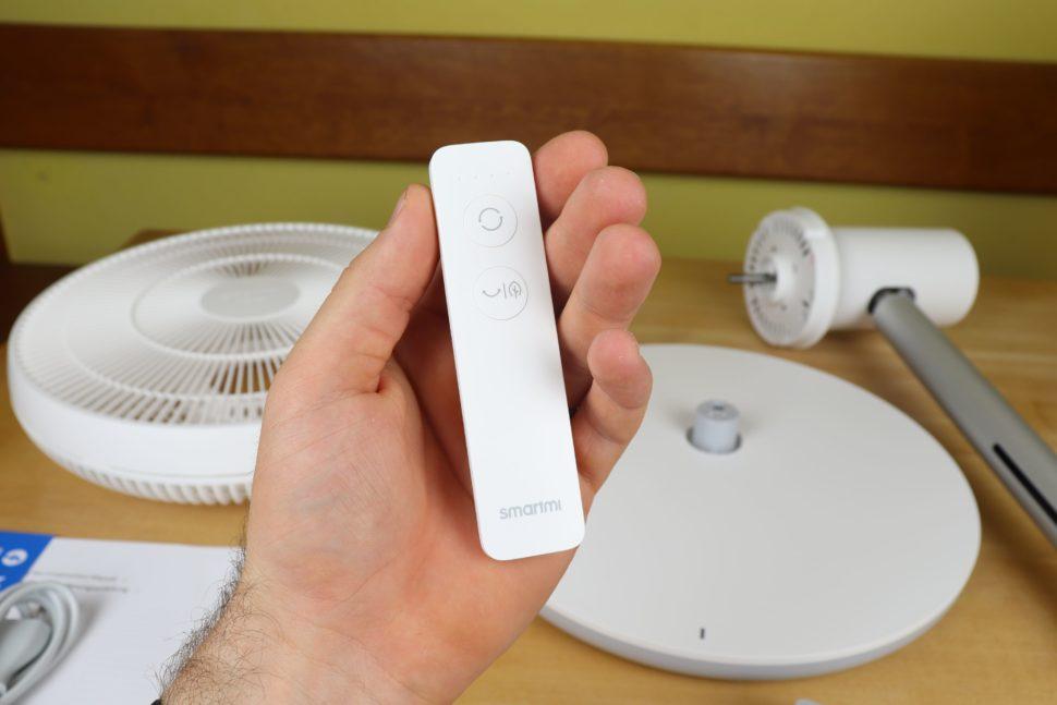 Smartmi Ventilator 3 Test 2