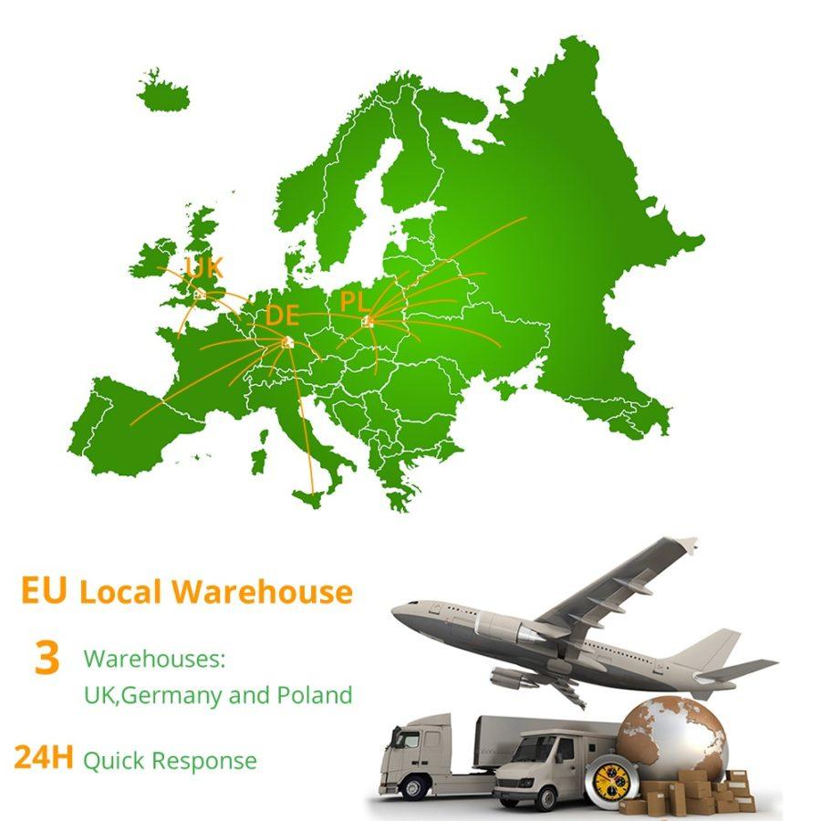 ADO EU Warehouses