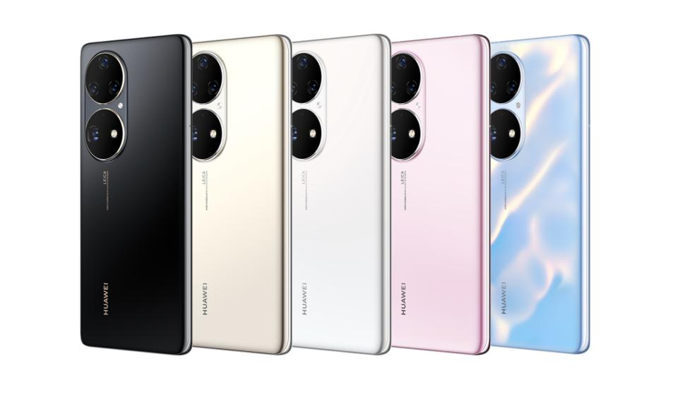Huawei P50 Pro Farben