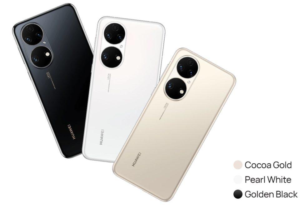Huawei P50 5