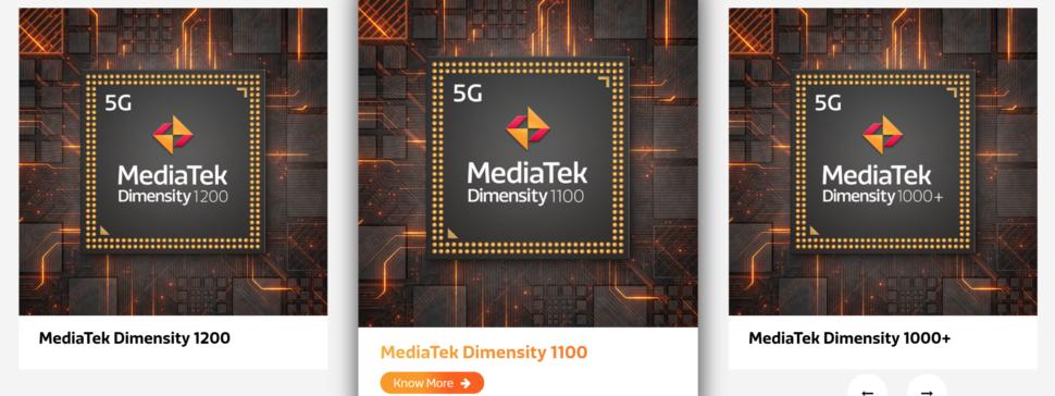 MediaTek 1300T Smartphone und Mehr 2