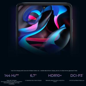 Motorola Edge 20 Display