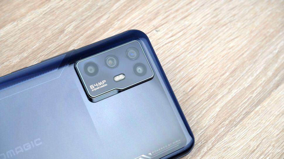 RedMagic 6R Test Quad Kamera