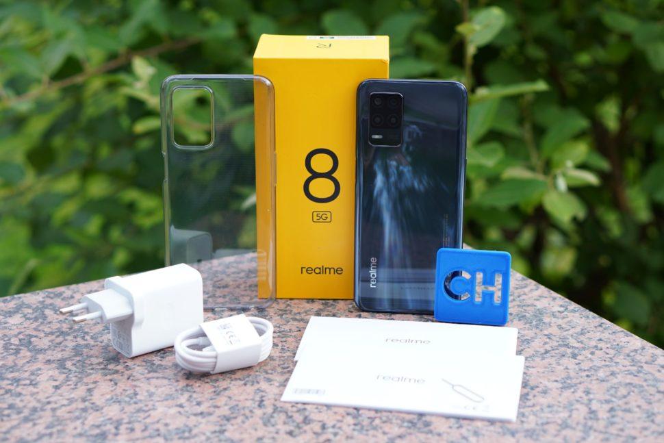 Realme 8 5G Produktfoto 1