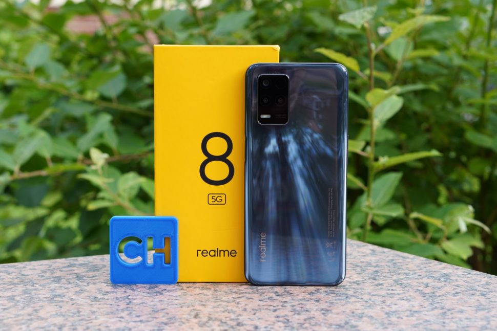 Realme 8 5G Produktfoto 17