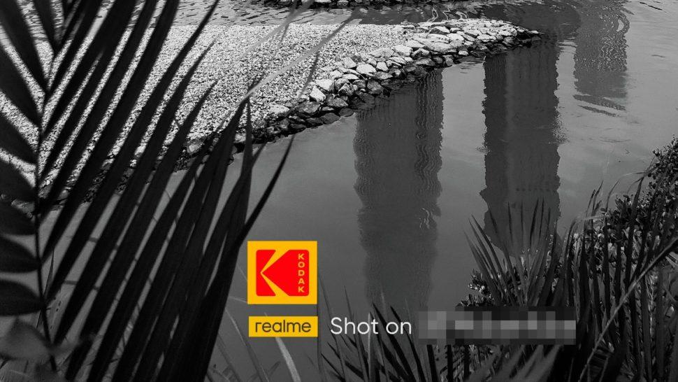 Kodak Realme Kamera Kooperation Realme GT Master Edition