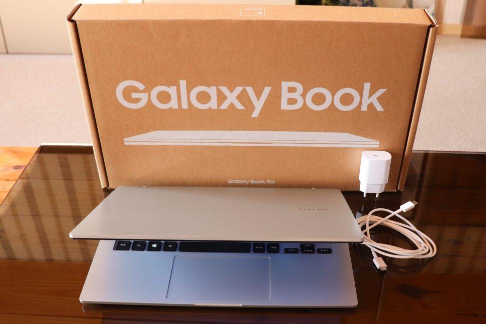 Samsung Galaxy Book Go Test Produktfotos 1