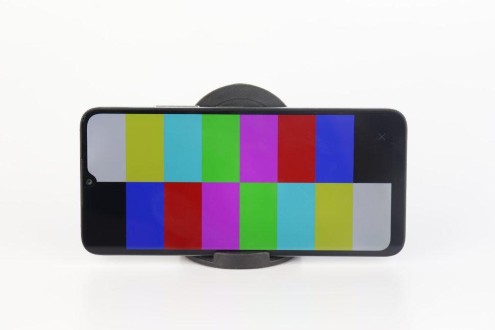 Umidigi A11 Bildschirm Farben