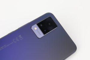 Vivo V21 5G Kamera liegend