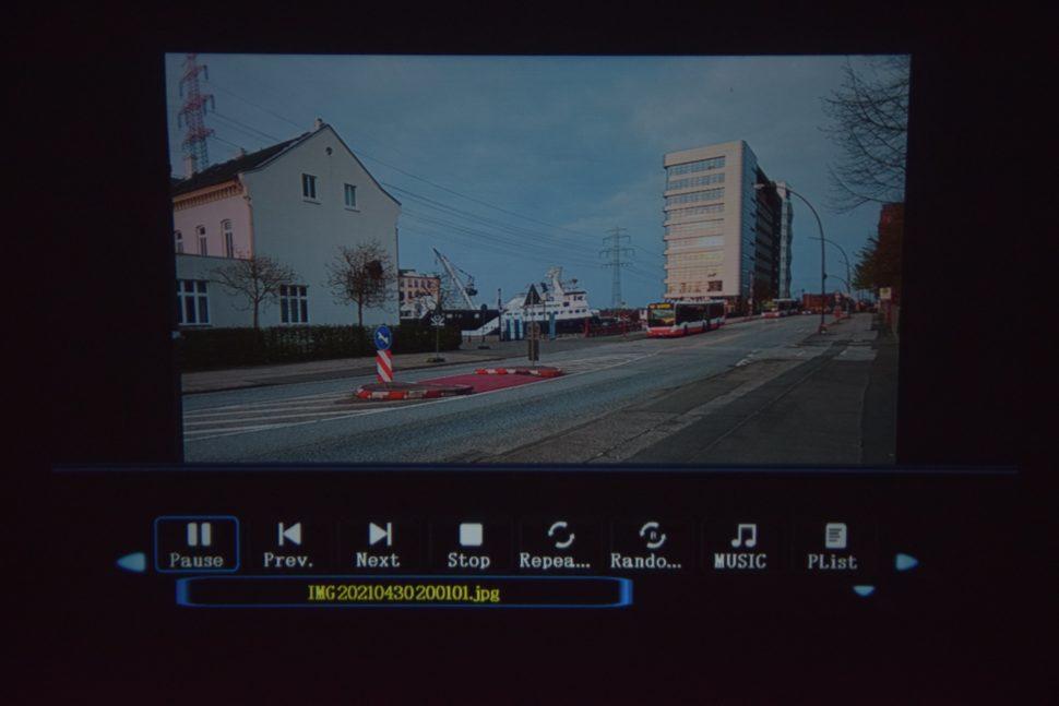 Wanbo X1 Mediaplayer