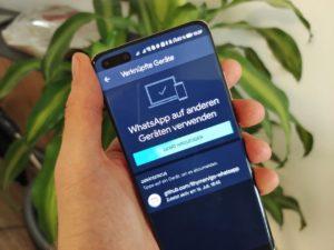 Whatsapp Multi Device Feature
