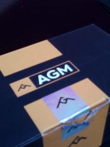 AGM M7 8