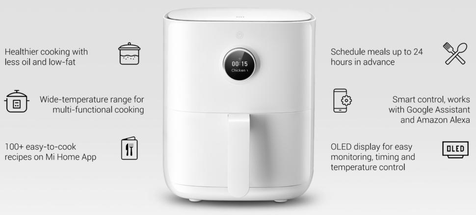Xiaomi Smart Air Fryer