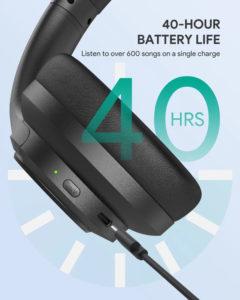 Aukey EP N12 Testbericht battery