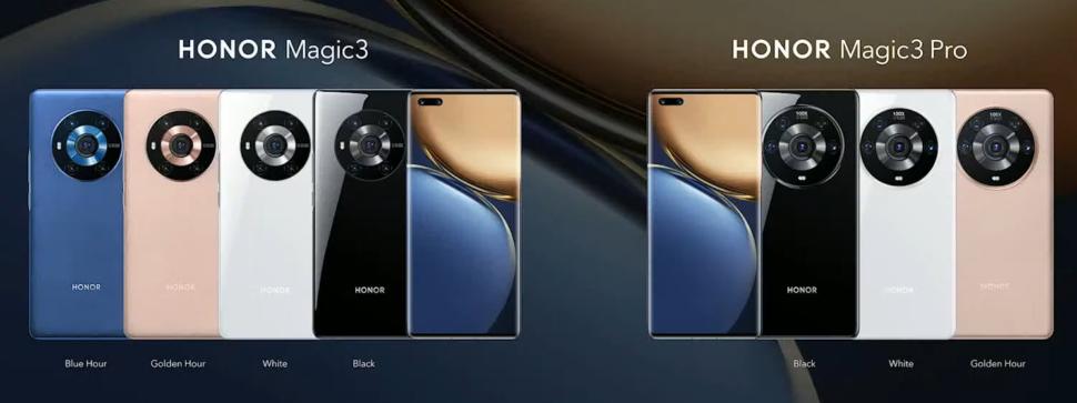 Honor Magic 3 Pro Launch Global 1