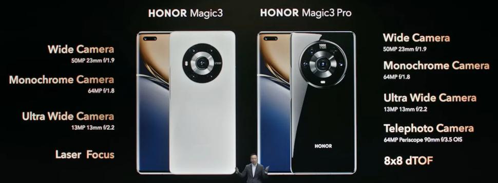 Honor Magic 3 Pro Launch Global 3