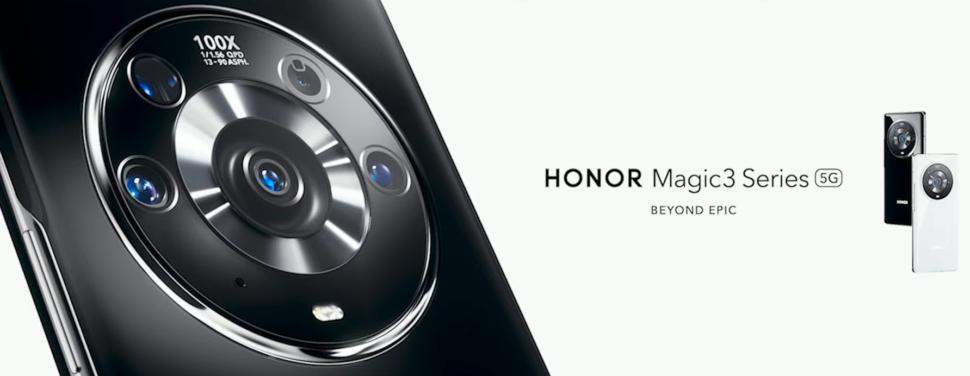 Honor Magic 3 Pro Launch Global 6