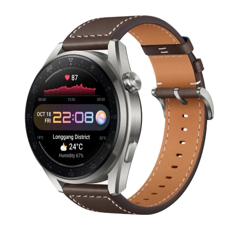 Huawei Watch 3 Pro Design 1